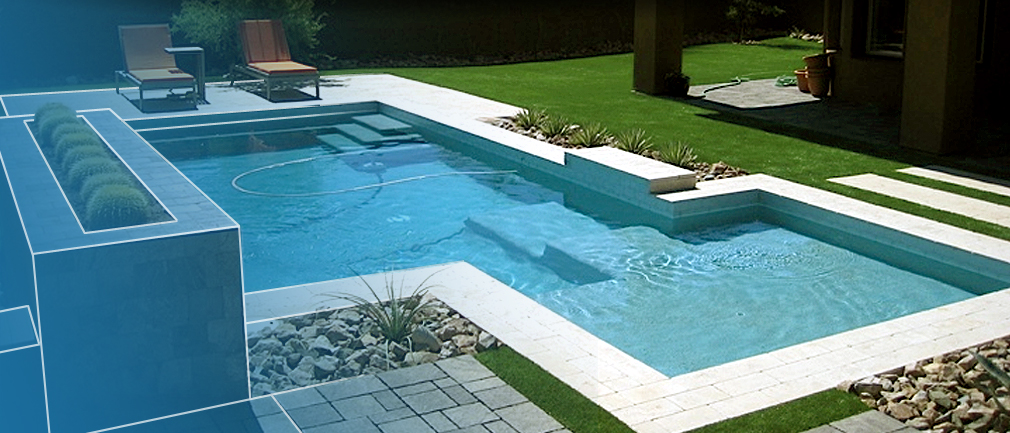 Standard pools arizona pool maintenance and builder for Pool design az
